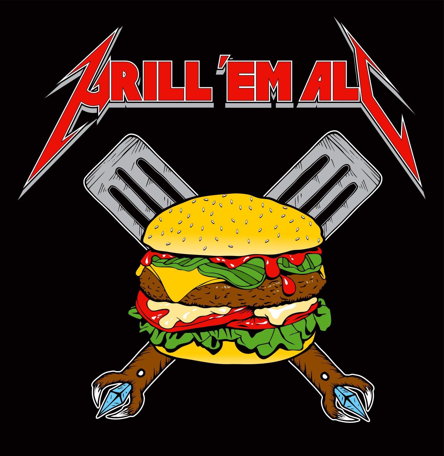 Grill 'Em All