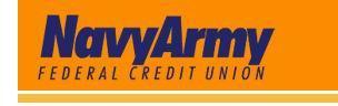 Navy Army FCU