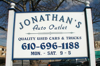 Jonathan's Auto Outlet