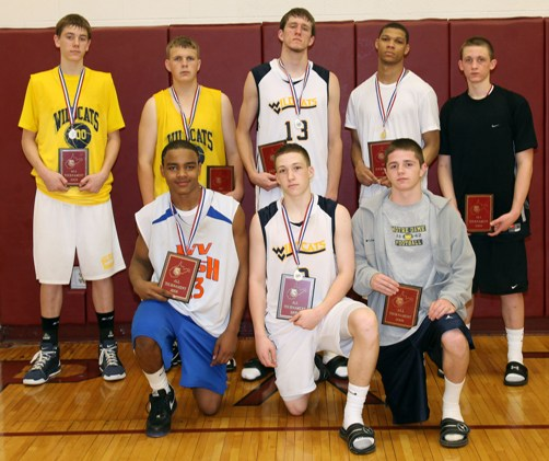 15U All Tournament Team