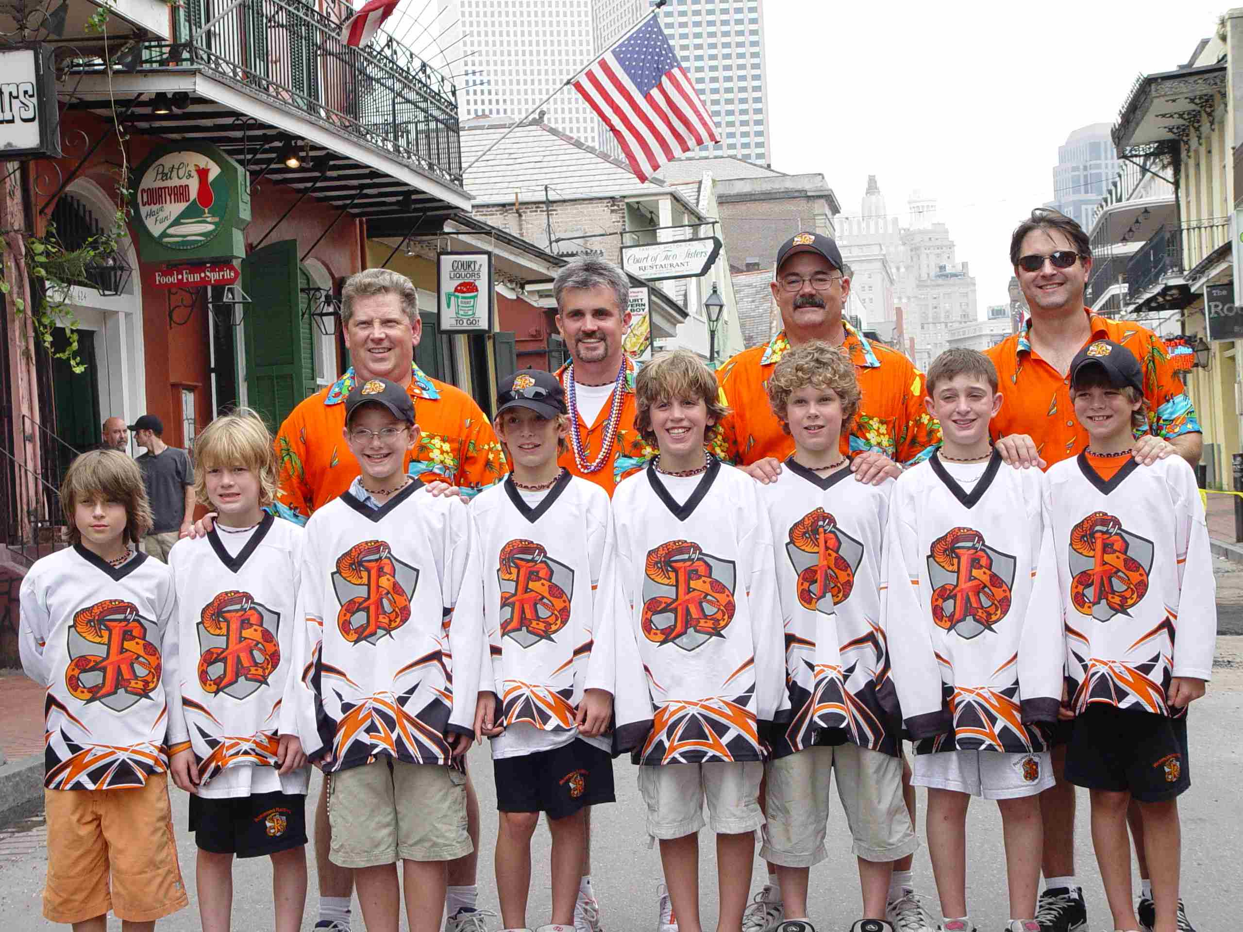 2005 94 in New Orleans