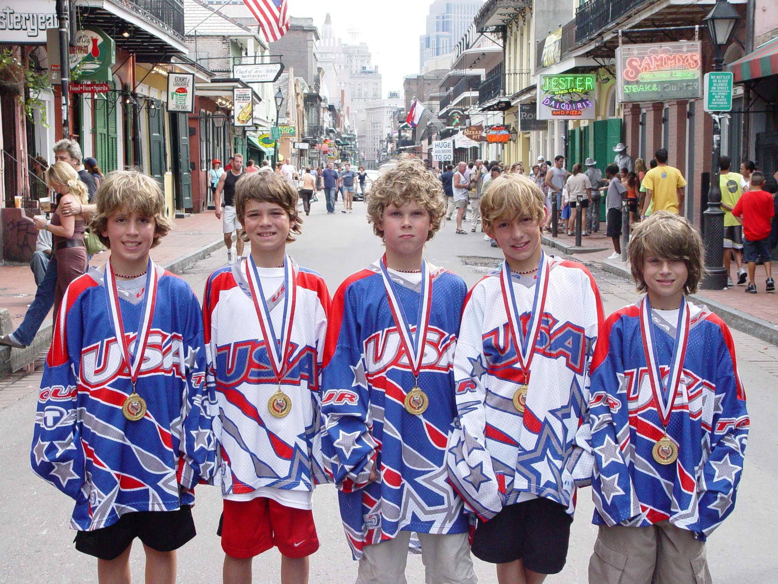 Team USA 10U Rattlers