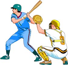 Batter/catcher