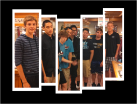 2013 Boys Banquet at OCB