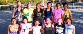2014 PS Summer League Team at Sunnyside
