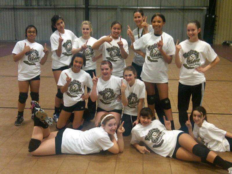 13 Black Gold Champions!
