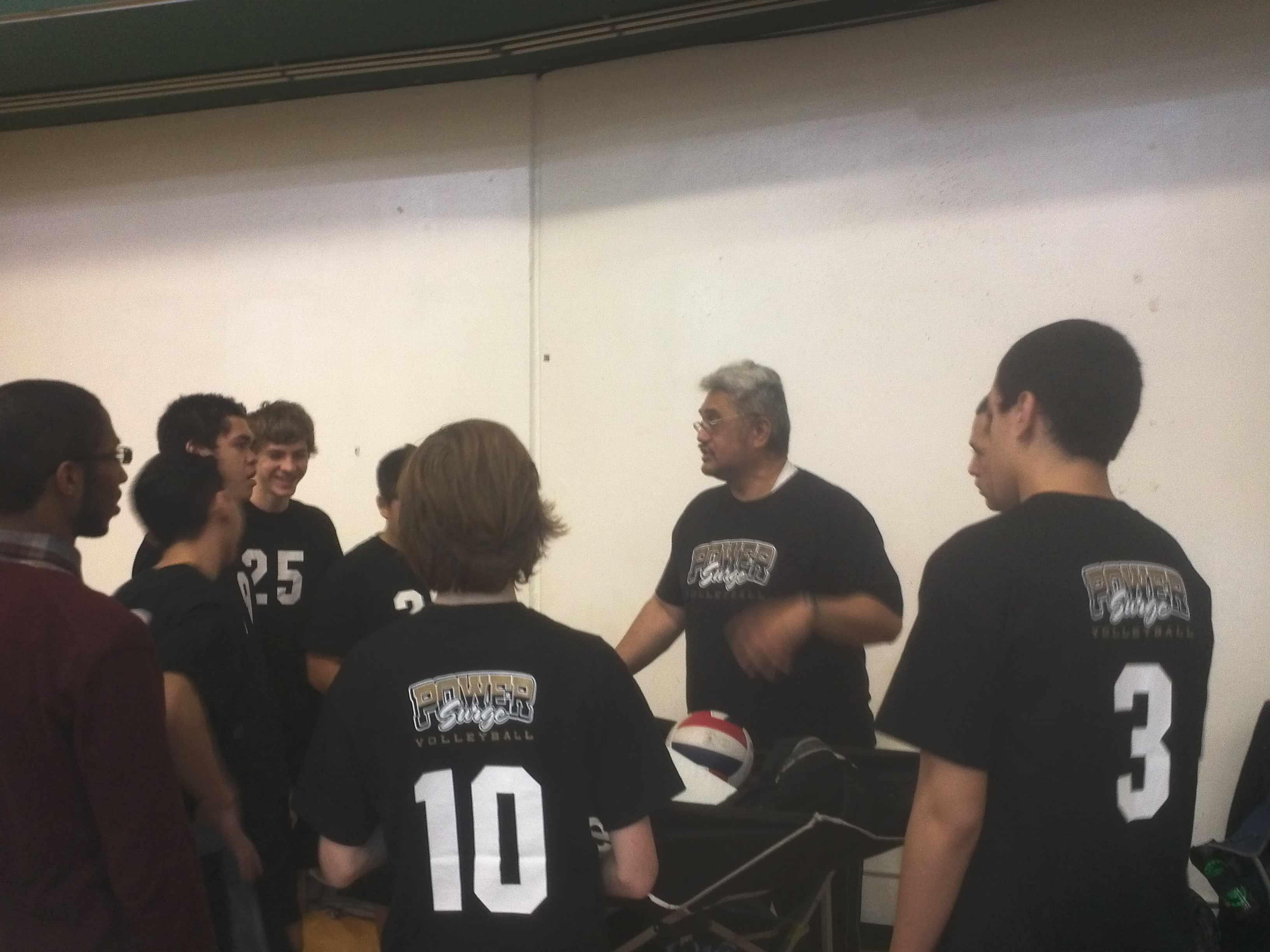 18 Boys at Highline 2.23.13