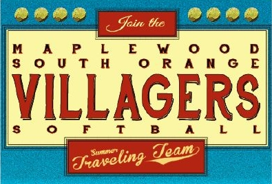 8U Villagers Poster (Top)