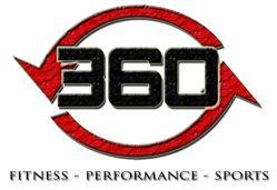 360 Fitness Logo