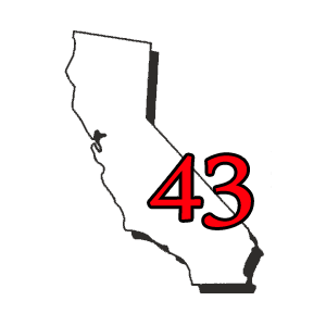 California District 43 Little League