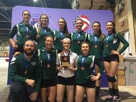 18 Green win KRVA Regional Championships