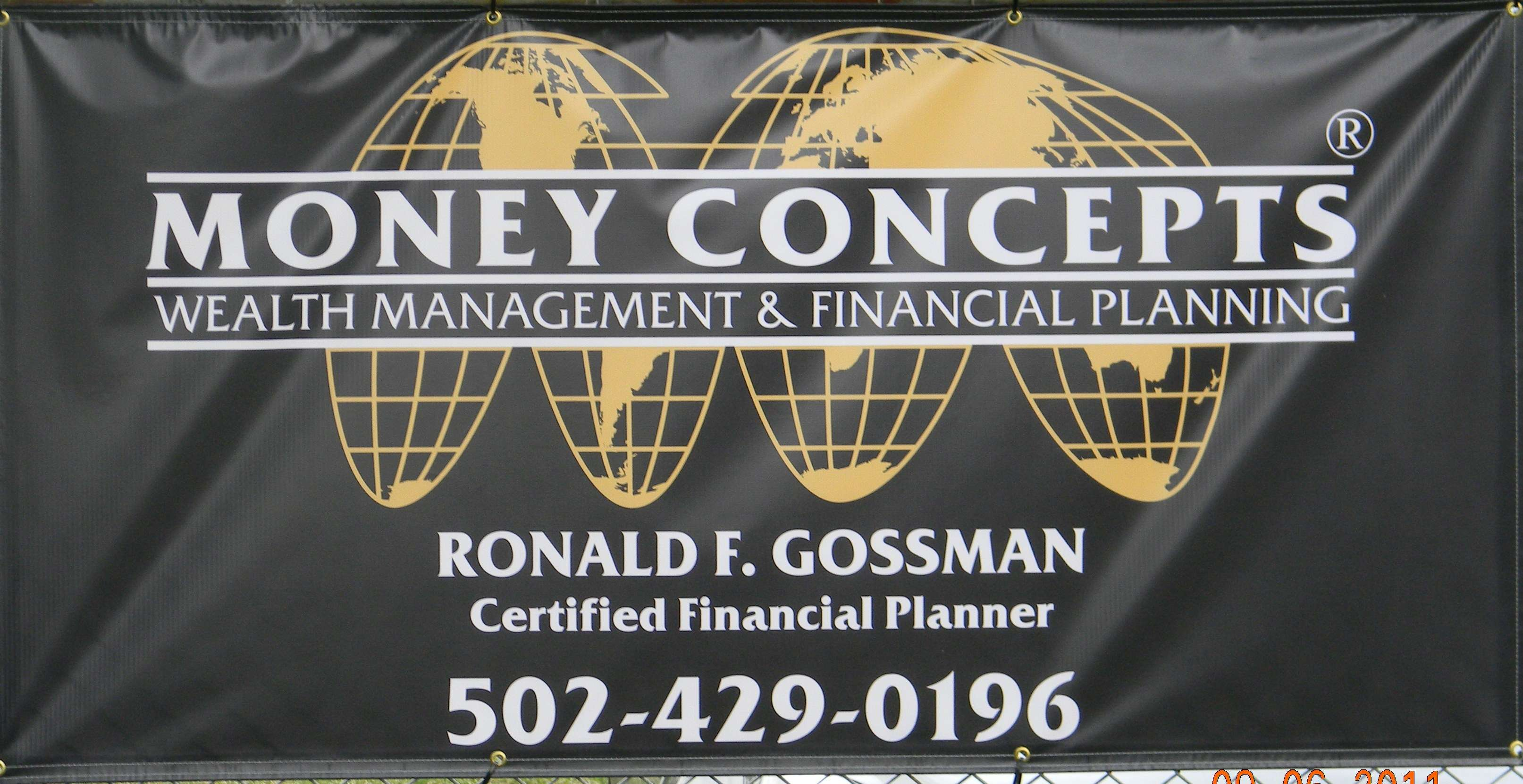 Money Concepts sponsor