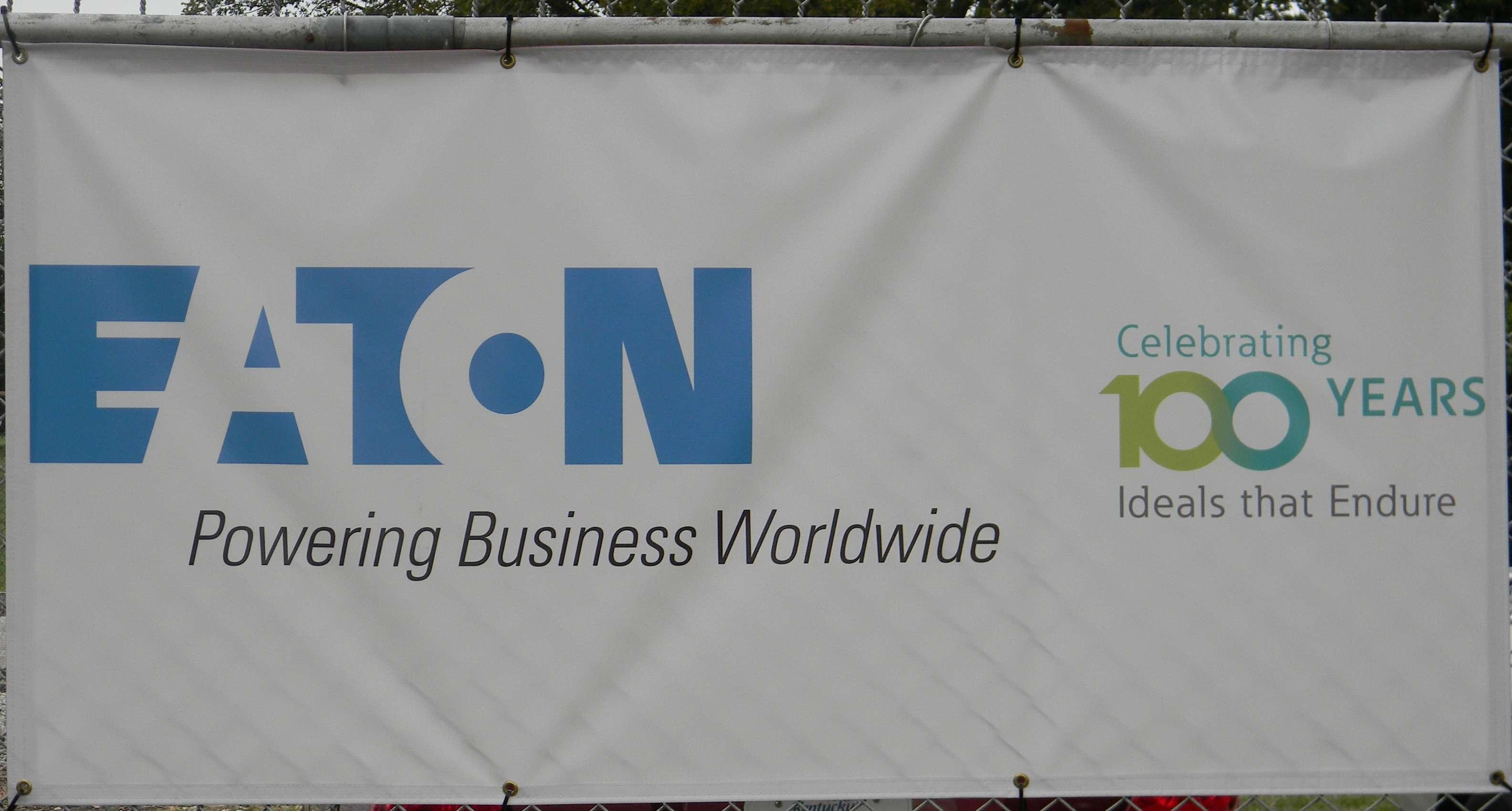 EATON sponsor