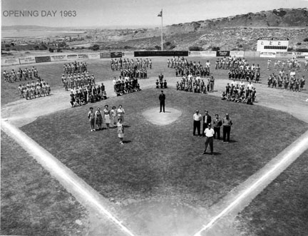 1963 Opening Day