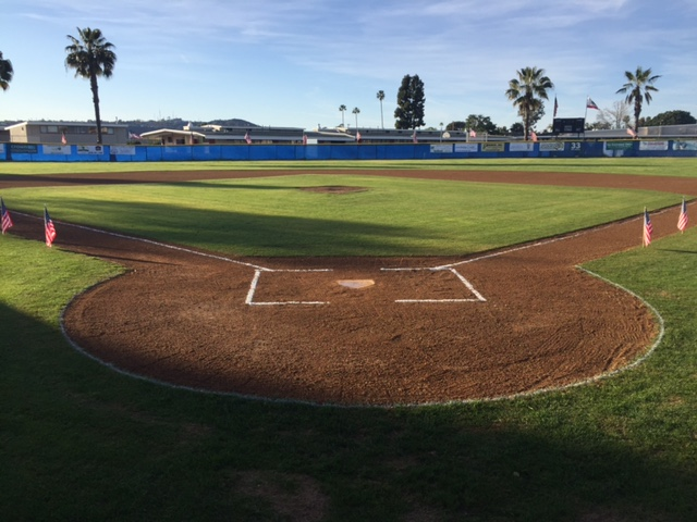 Padres field