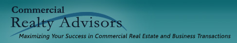 <center>Commercial Realty Advisors Inc</center>