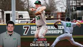 Chase Boster 2015 C-USA All Academic Tea