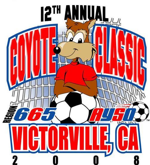 coyote classic 2008