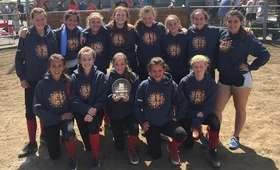 12U Bellingham 2016 Gold