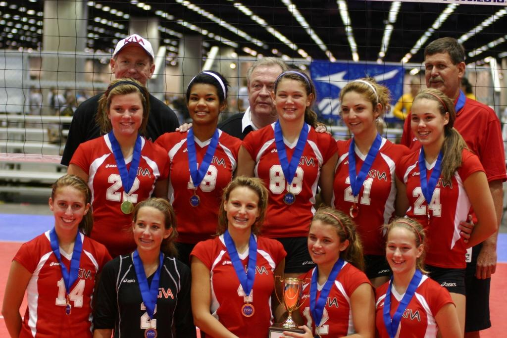 14Red Wins JVDA Gold in 2008-a