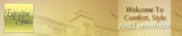 Executive Inn banner