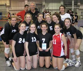 14B Wins 2007 MEQ Bronze Bracket