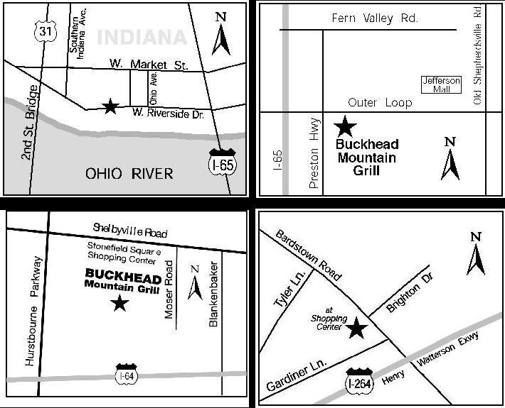 Buckheads 4 maps