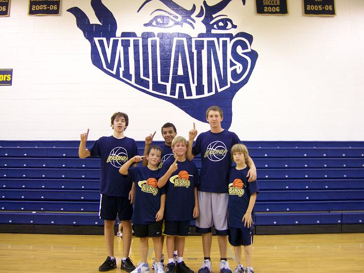 2007 Camp Champs