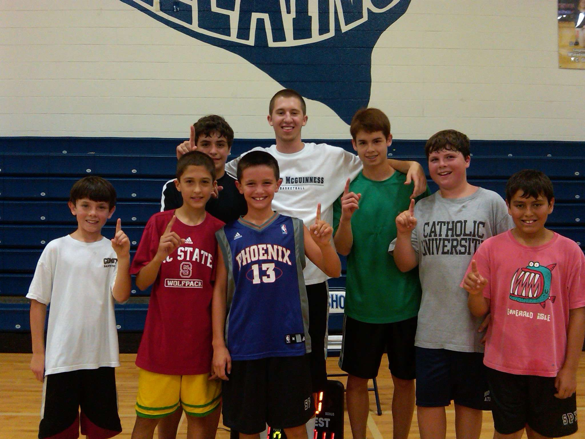 June 2010 Camp Champs