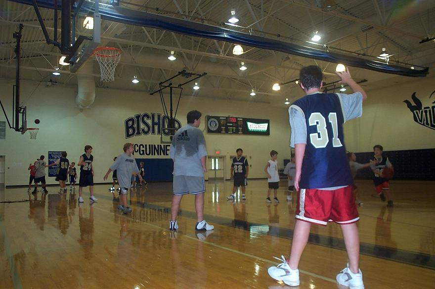 2005 Camp Game