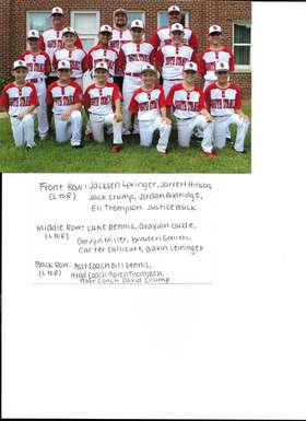North Carolina Dixie Youth Baseball