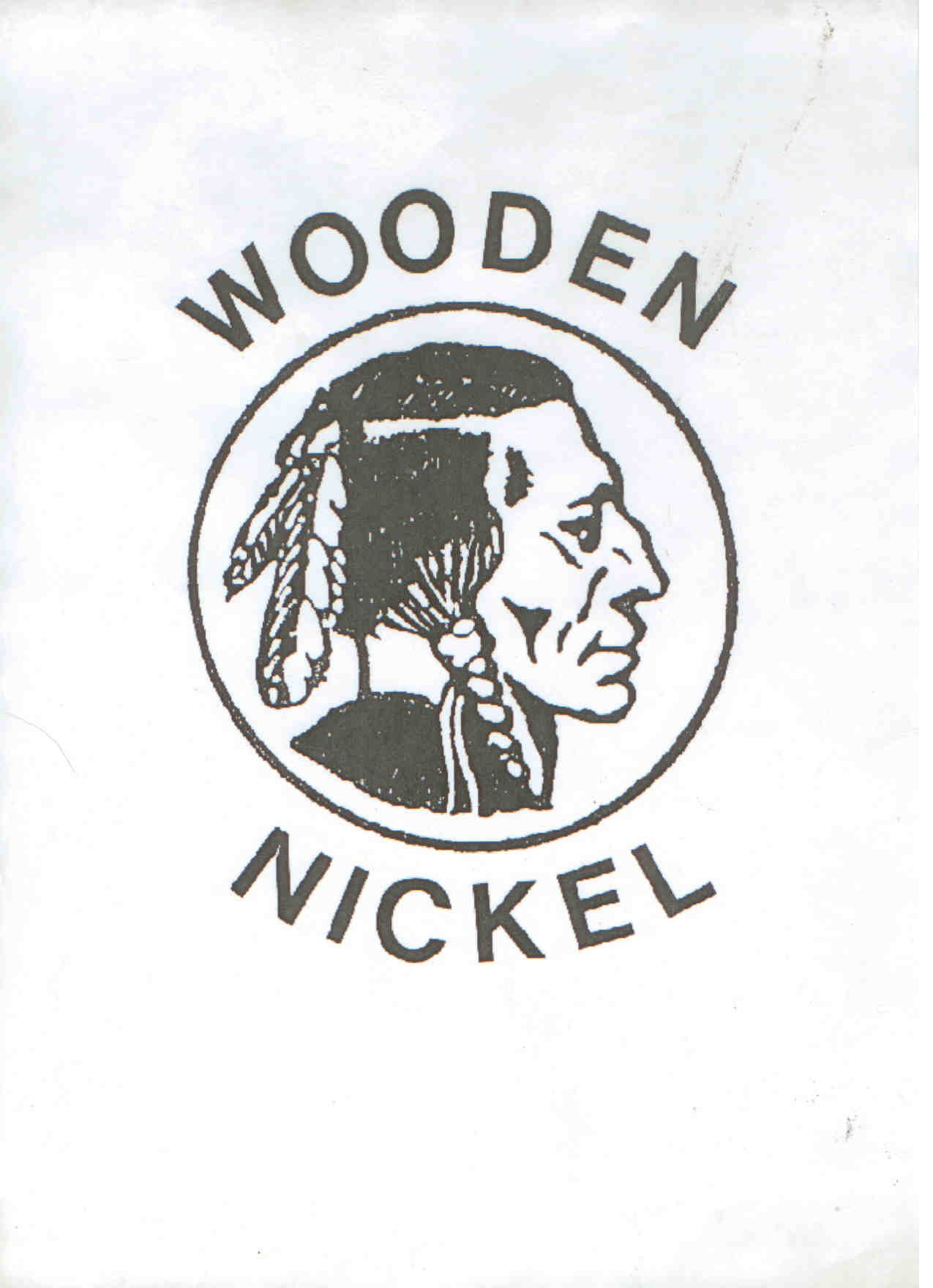 Wooden Nickel Logo