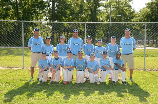 North Carolina Dixie Youth Baseball - Powered by