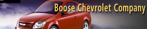 Boose Chevy