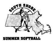 South Shore Summer Softball League Logo