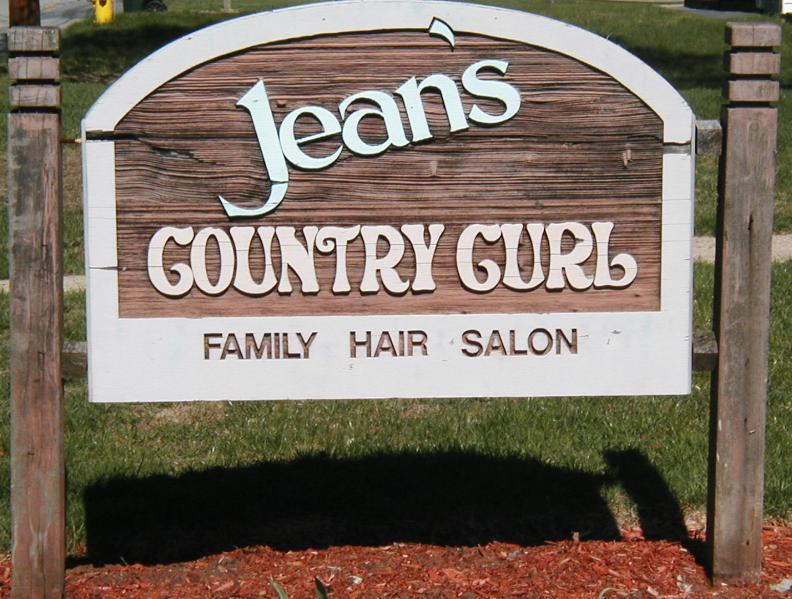 Jean's Country Curl