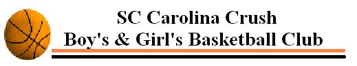 The Carolina Crush Girls & Boys Organization