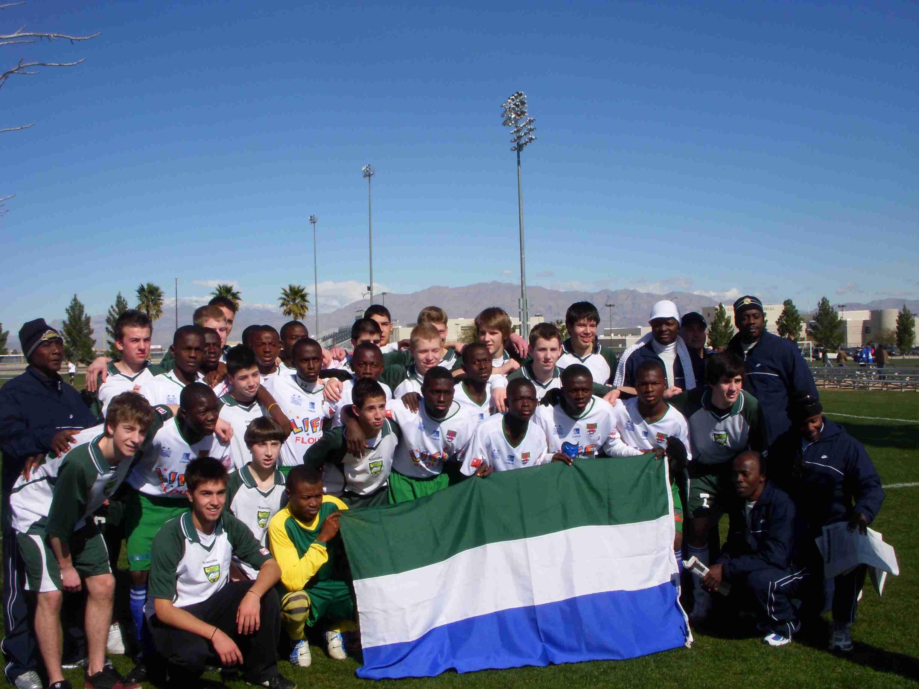Johansen FC of Sierra Leone