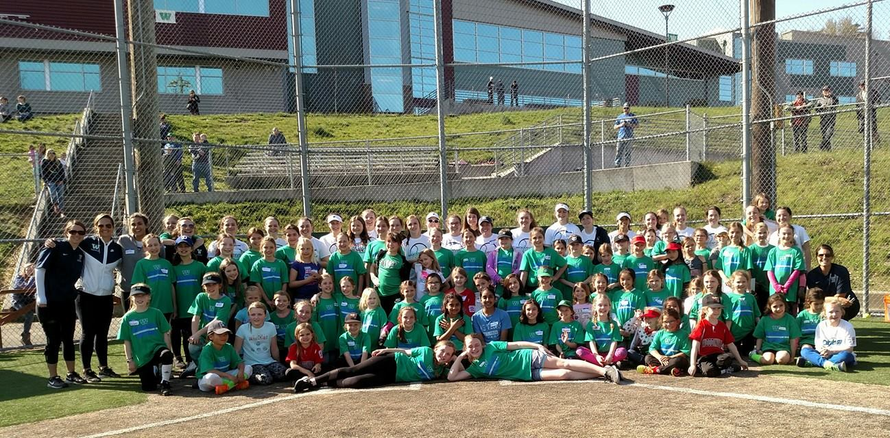 Little League Clinic 2018