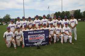 2017 Pre-Majors State Champs
