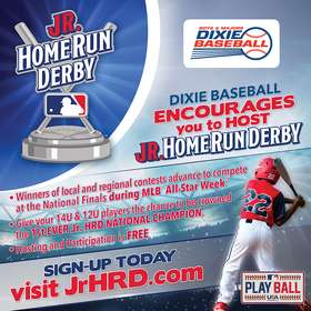 2016 Jr HR Derby Logo