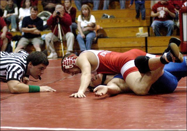 Shawn Bennett vs Allegany 12272006