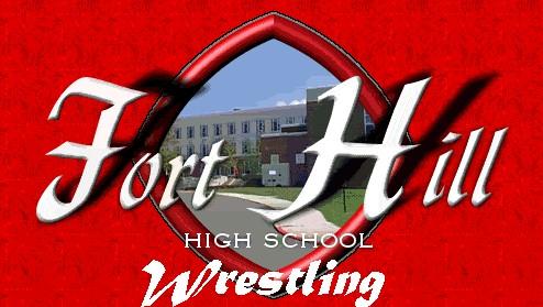 FH Wrestling Banner
