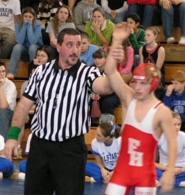 Justin Nichols vs Allegany 162005