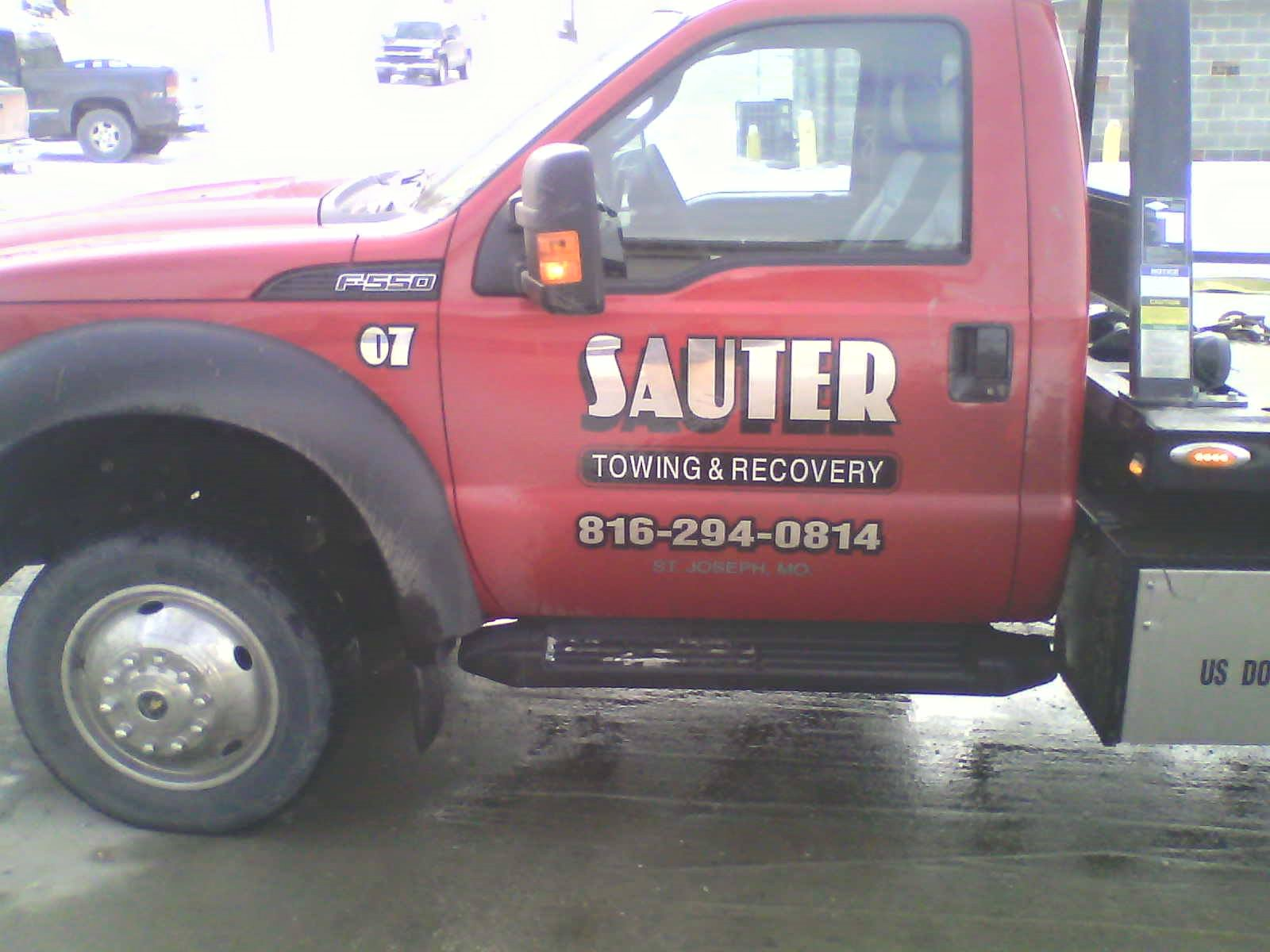 SAUTER TOWING AND RECOVERY