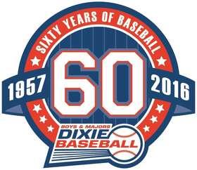Dixie Anniv. Logo