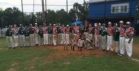 Tennessee 15U Champs