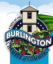 Burlington Chamber logo