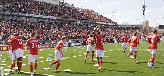 TFC first goal