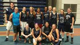 2016 SVSU Team Camp Varsity Picture